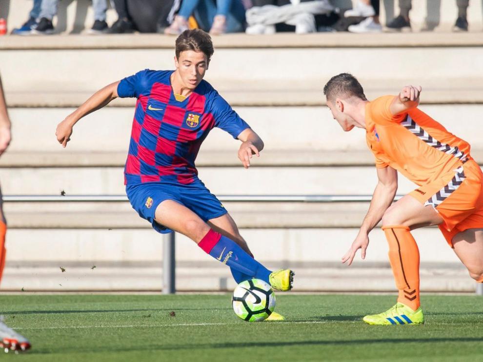 FC Barcelona-CD Ebro | División de Honor Juvenil
