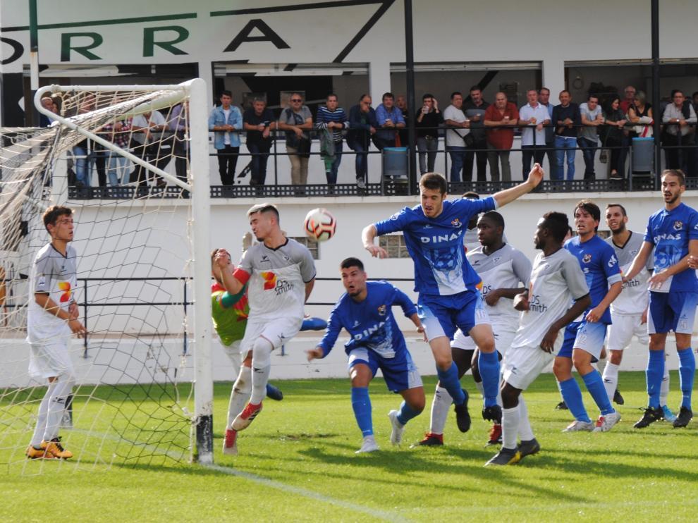 Fútbol. Regional Preferente- Andorra vs. San José.