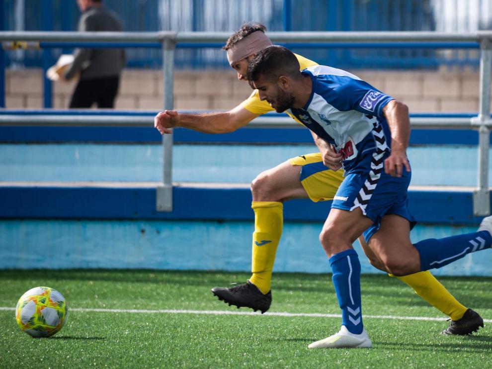 Fútbol. Segunda B- CD Ebro vs. Orihuela.