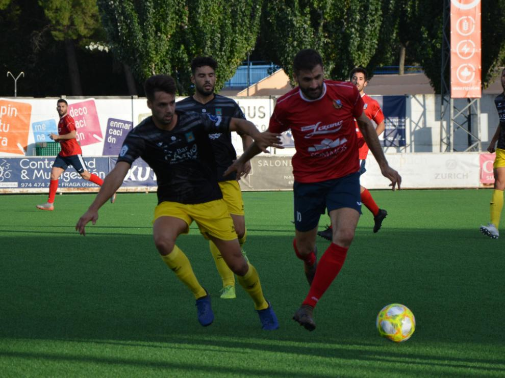 Fútbol. Tercera División- UD Fraga vs. SD Tarazona.