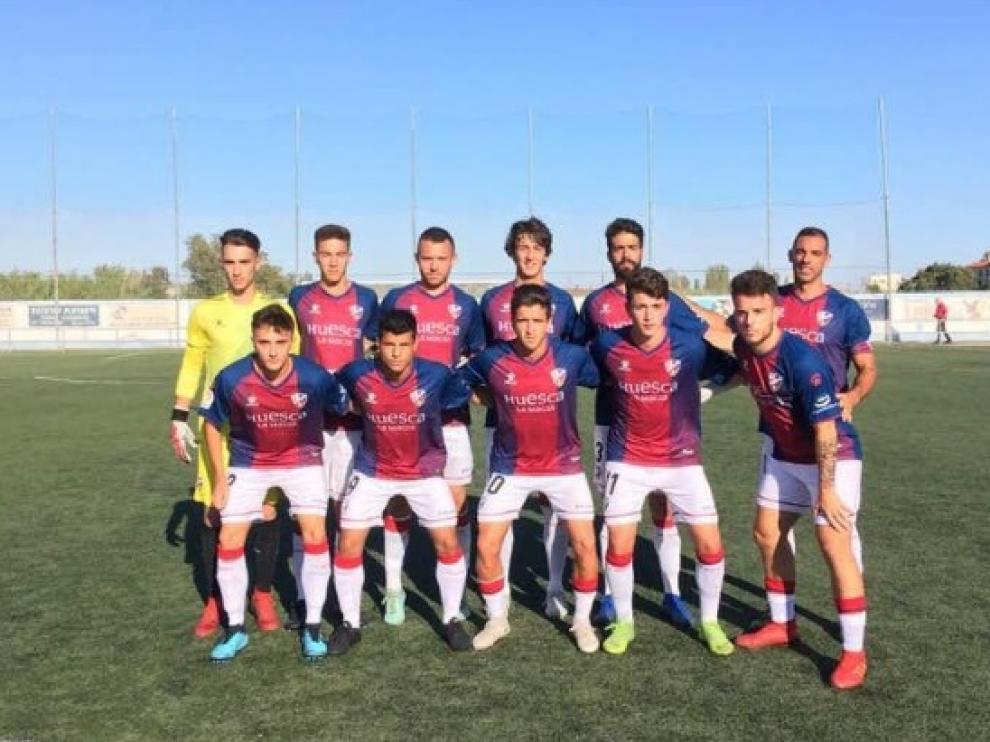 Huesca B - Peña Fragatina