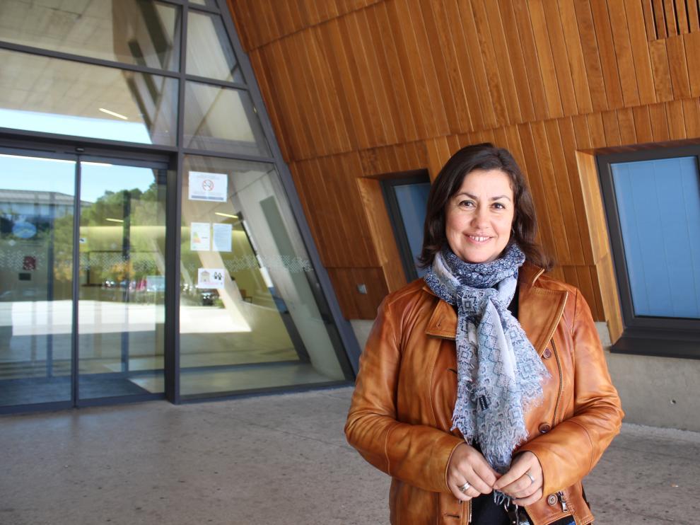 Iraide Ibarretxe-Antuñano, profesora titular del Departamento de Lingüística General e Hispánica de la Universidad de Zaragoza.
