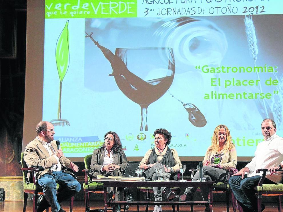 Jornadas celebradas en 2012, año en el que se puso en marcha la Alianza Agroalimentaria.