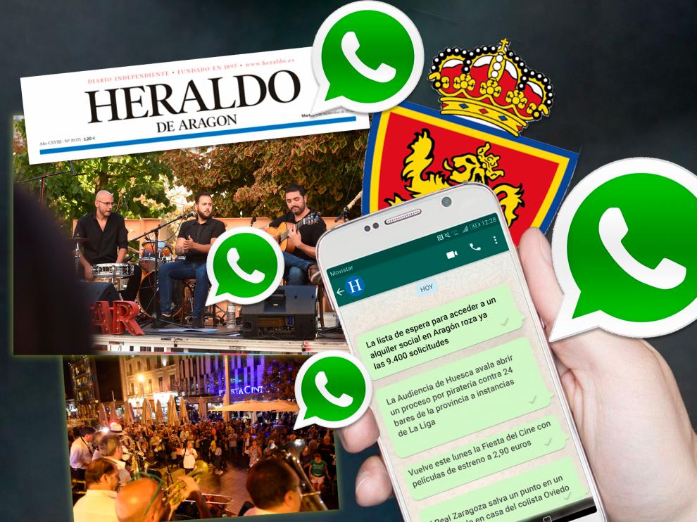HERALDO está en WhatsApp: ¡únete y recibe gratis todas las noticias en tu móvil!