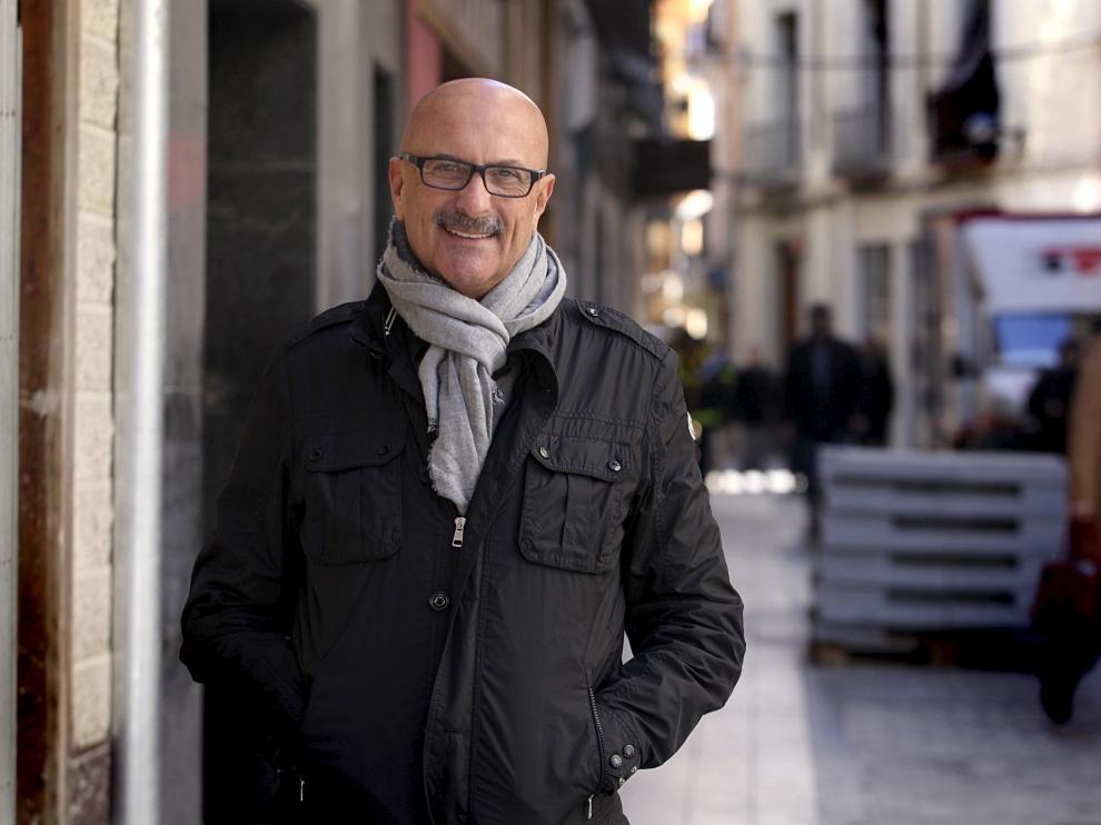 Juan Arnau, propietario de la discoteca Florida 135/Foto Rafael Gobantes / 23-2-15