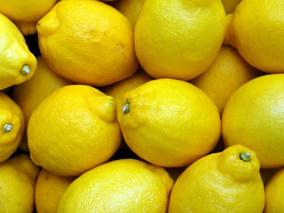 La droga estaba escondida en un cargamento de limones