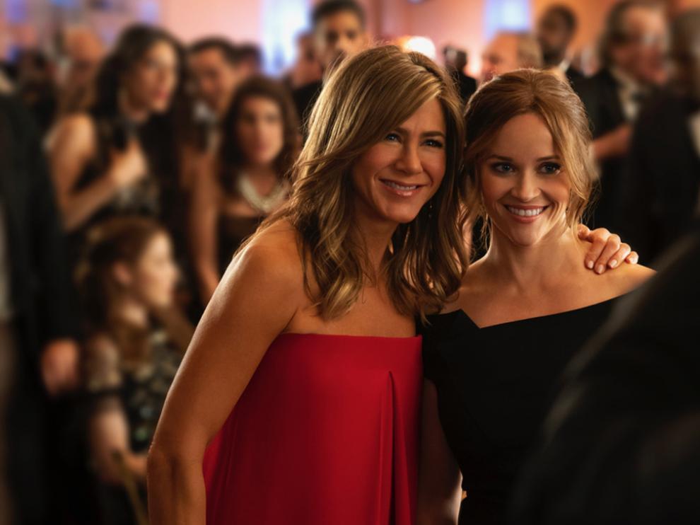 'The Morning Show', producida por Reese Whiterspoon, supone el regreso de Jenniffer Aniston a la televisión.