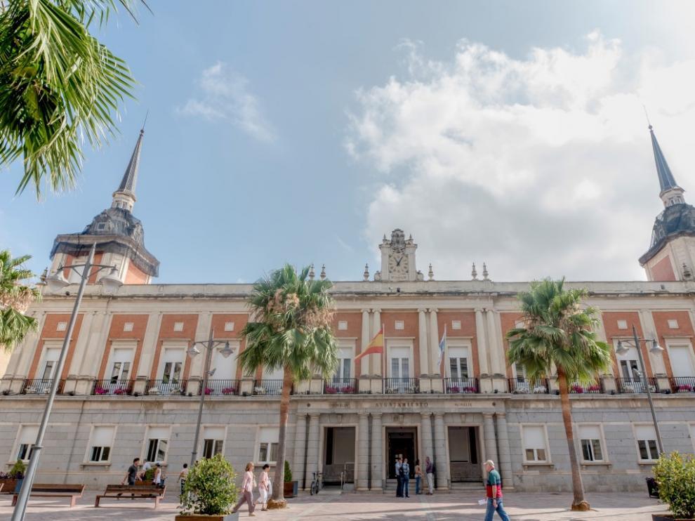 Ayuntamiento de Huelva.