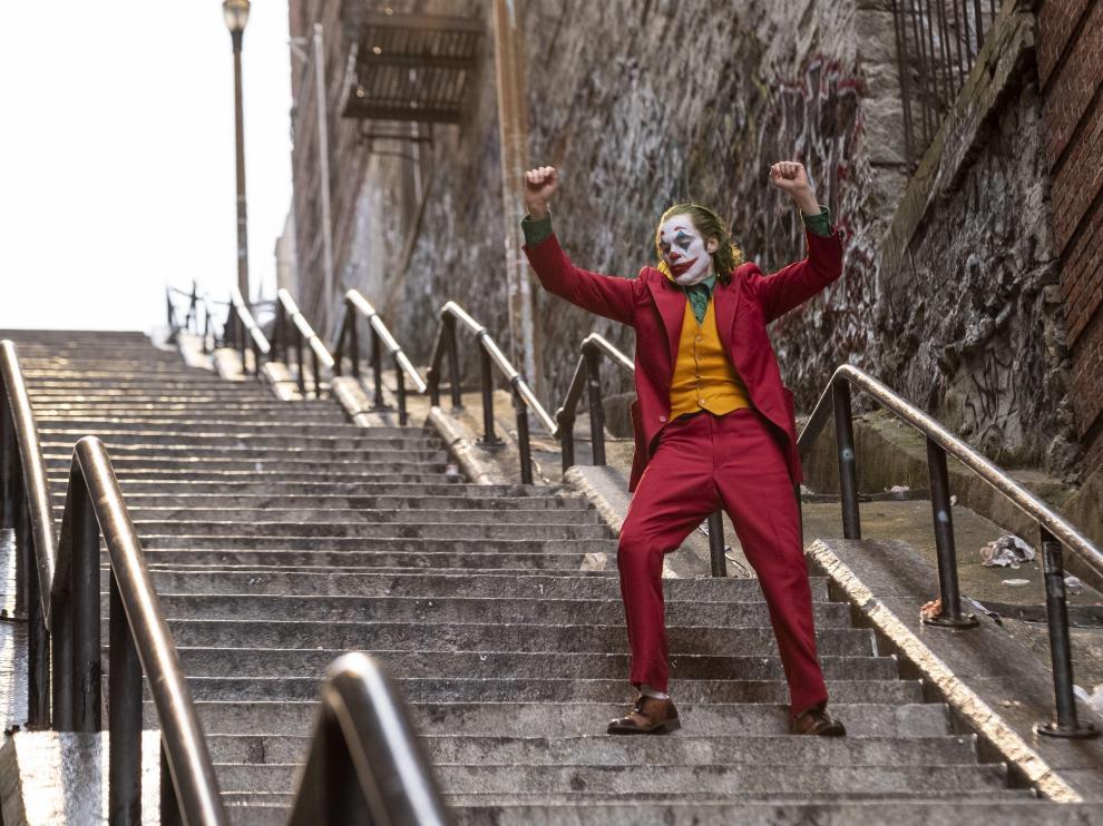 El 'Joker' en Nueva York.
