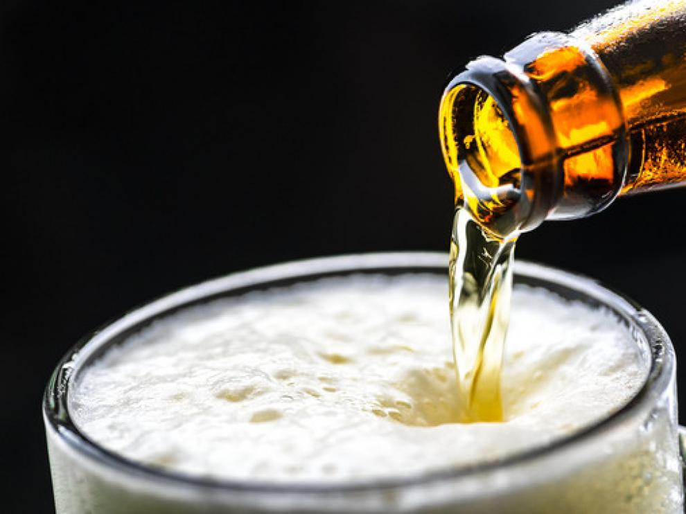 El sabor suave de las cervezas Lager se consigue por la ausencia de aromas fenólicos.