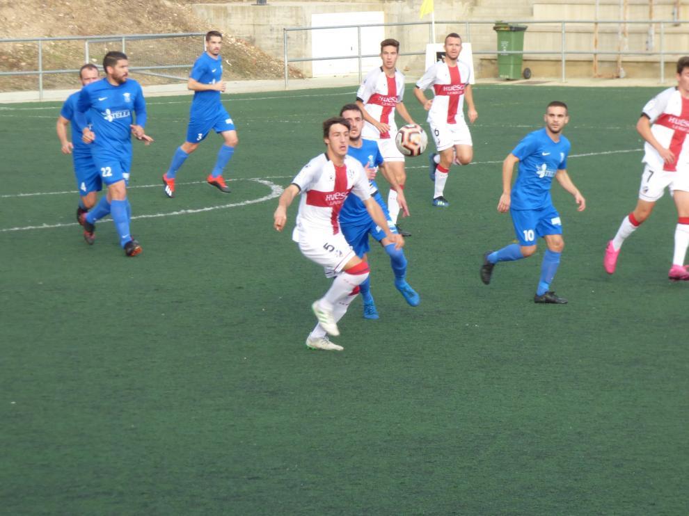 Fútbol. Regional Preferente- Peña Ferranca vs. Huesca B.