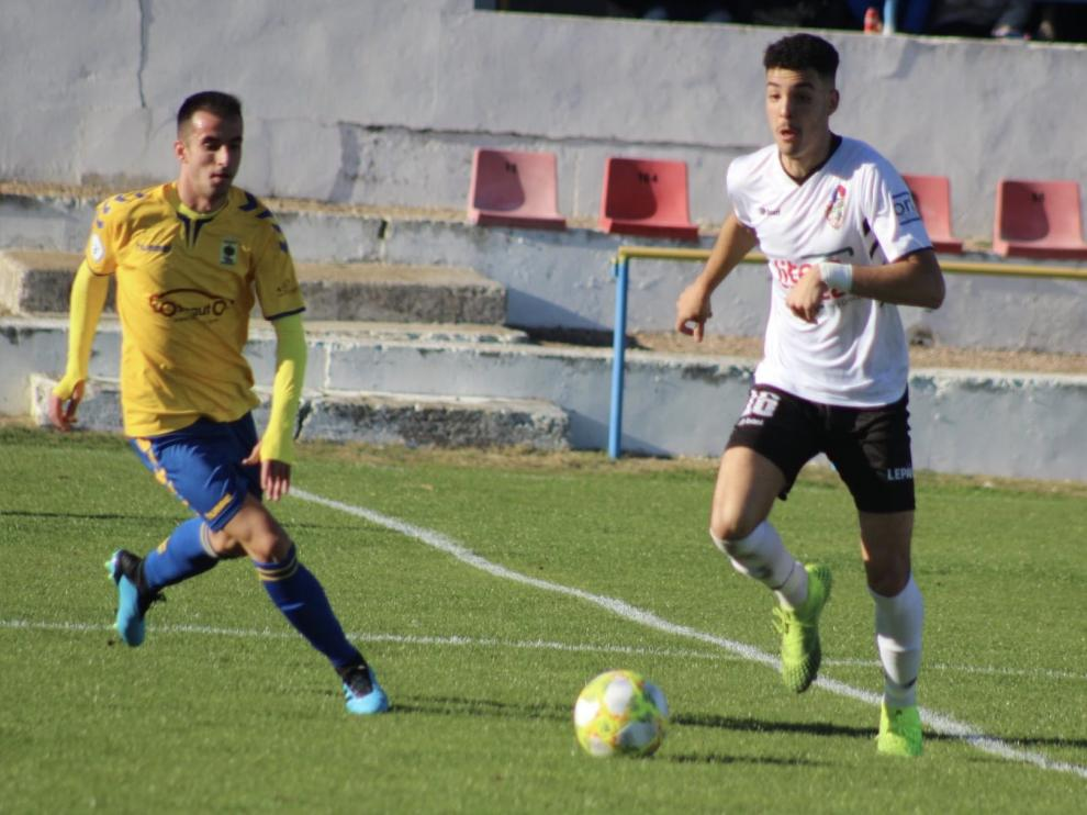 Fútbol. Tercera División- Robres vs. Binéfar.