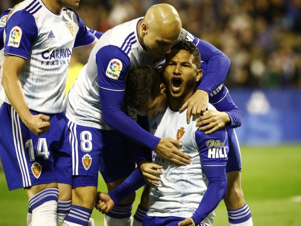 Partido Real Zaragoza - Las Palmas