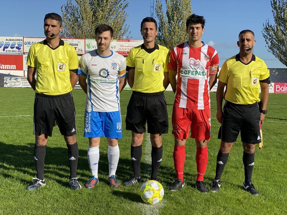 Sariñena-Monzón | Tercera División