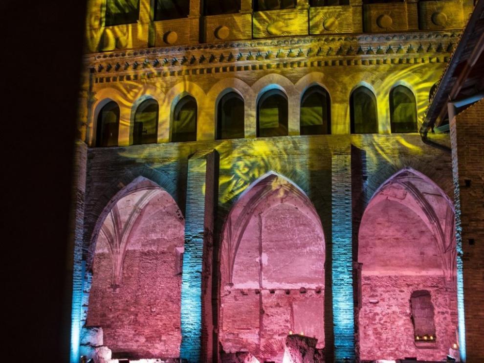 'Ilumina Calatayud' aspira a los premios a Mejor Experiencia Turística de Aragón.