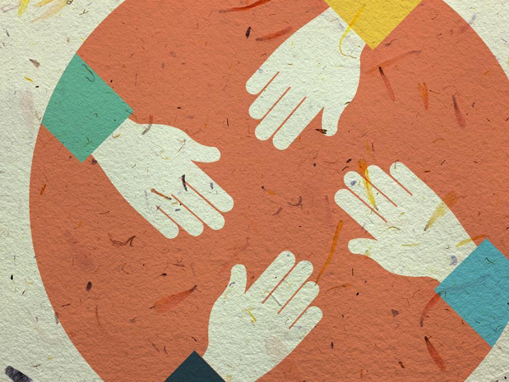 Cuidar unos de otros, cuidar de todos es el fundamento de la sociedad.