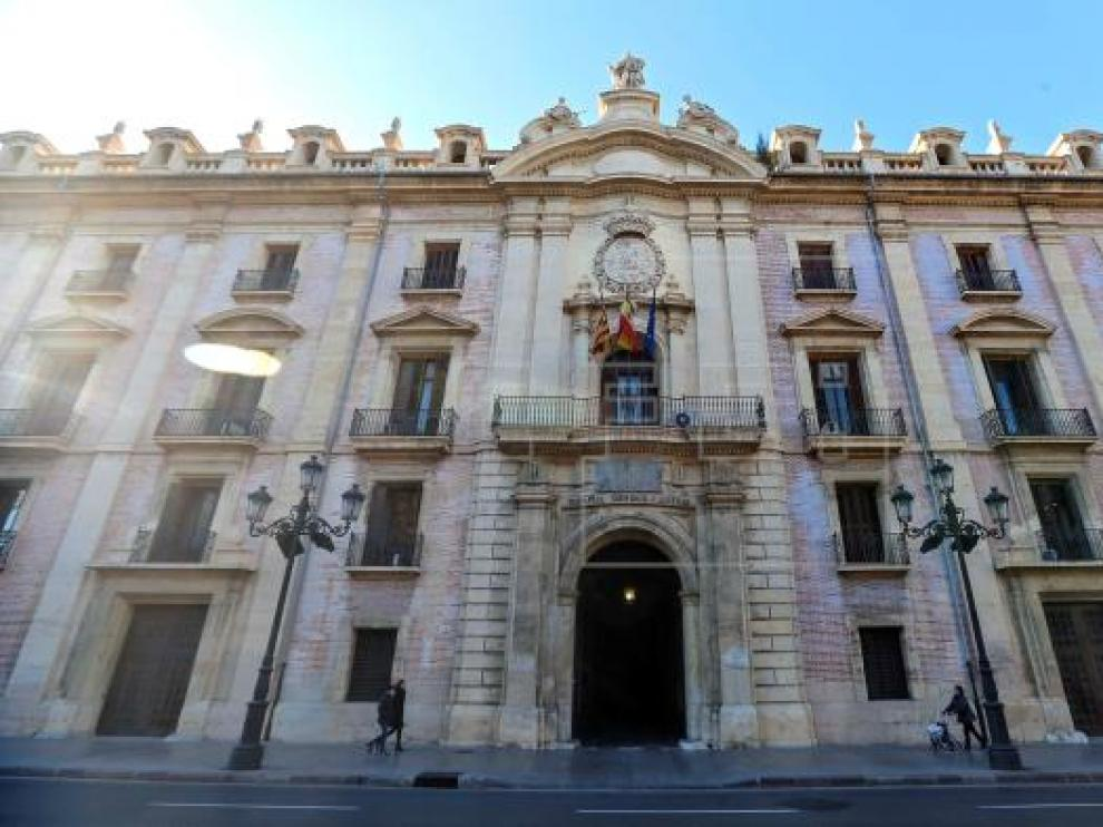 Sede del Tribunal Superior de Justicia de la Comunitat Valenciana.