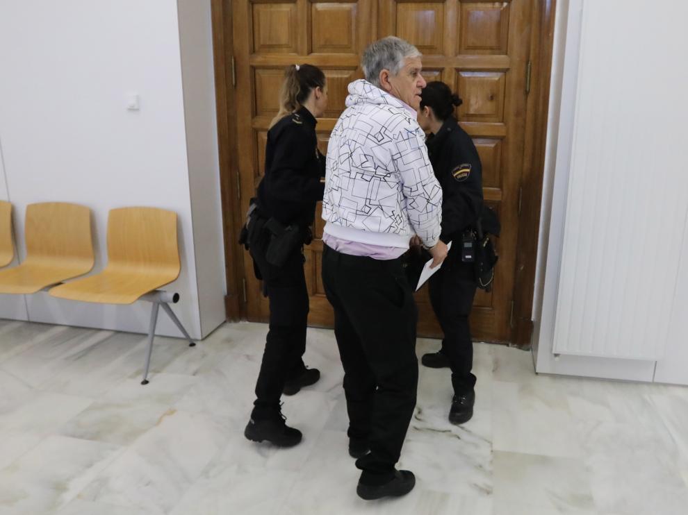 Juzgados de Teruel, juicio /05-11-19/foto:Javier Escriche [[[FOTOGRAFOS]]]