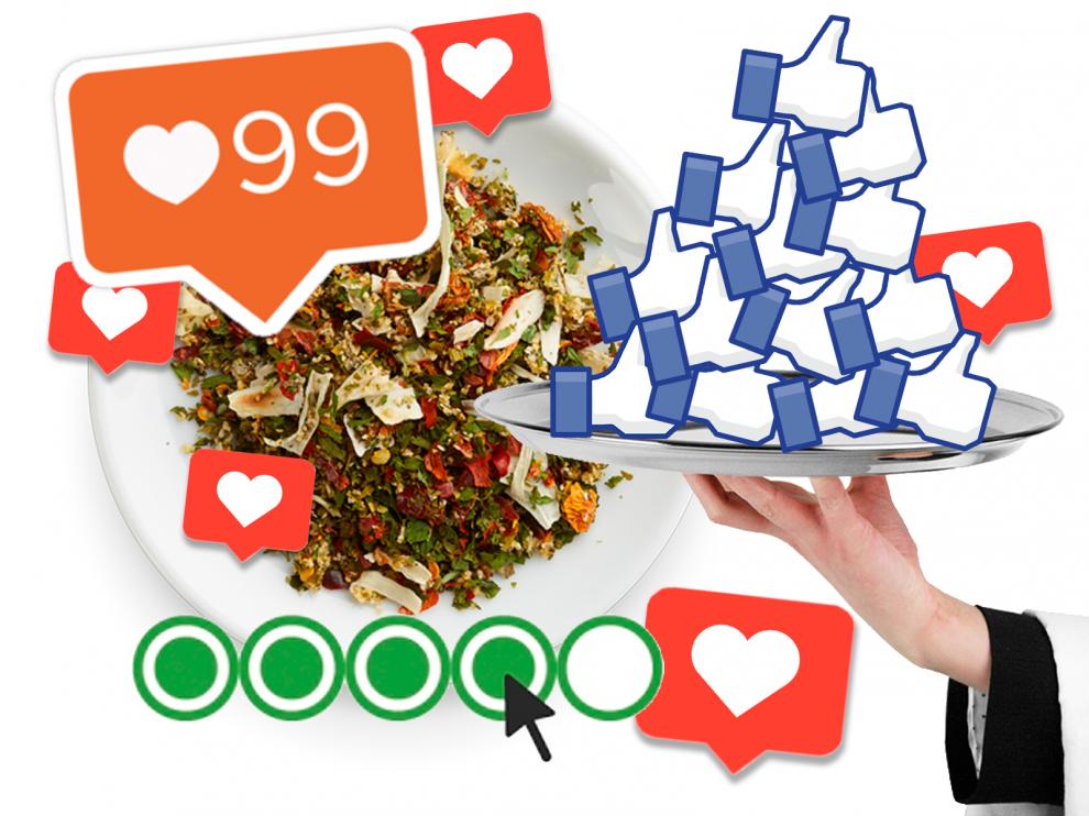 La imagen en las redes sociales es importante, sobre todo en el arranque de los negocios hosteleros.