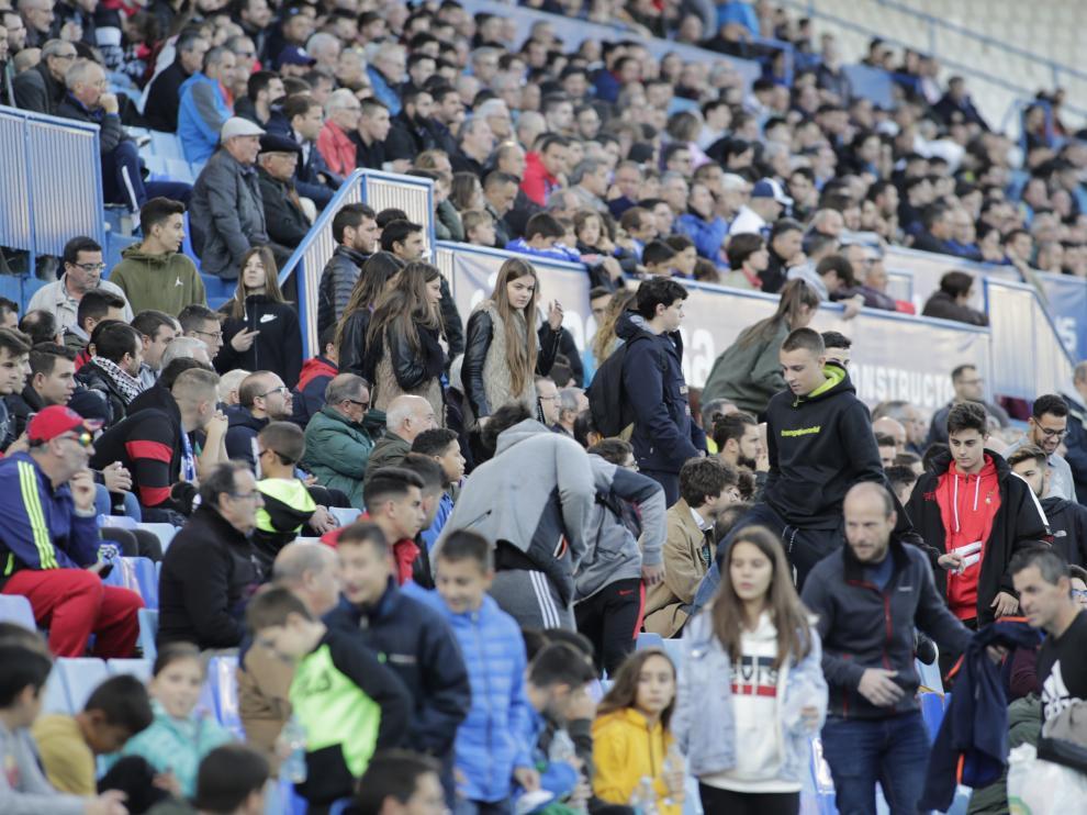 Partido Real Zaragoza Juvenil-Apoel Nicosia