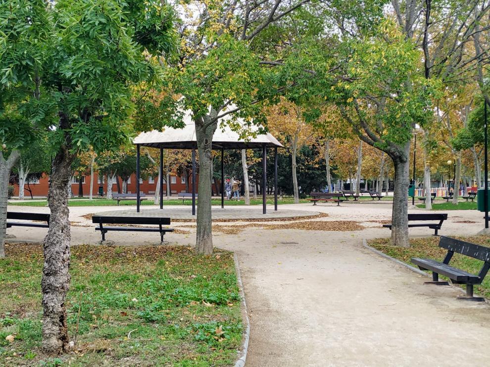 La agresión se produjo junto al Parque del Respeto del barrio del Actur de Zaragoza.