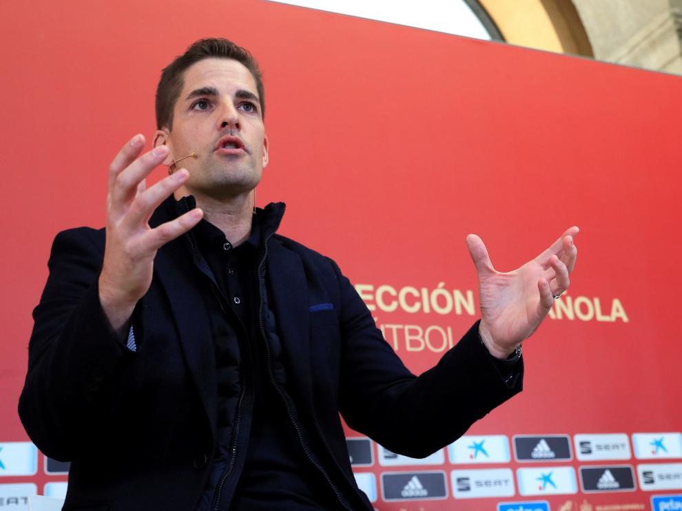 Robert Moreno dio la lista de España en el Museo del Prado, en conmemoración del centenario de su apertura
