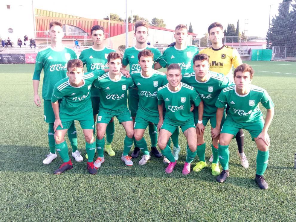 Fútbol. DH Juvenil: Stadium Casablanca.