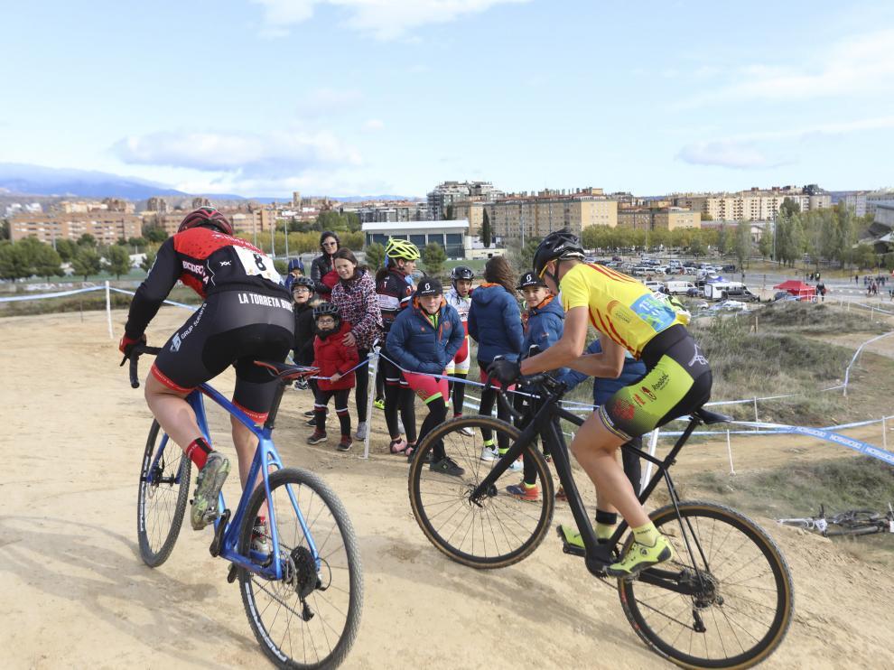 Ciclocross Ciudad de Huesca / 10-11-19 / Foto Rafael Gobantes [[[FOTOGRAFOS]]]