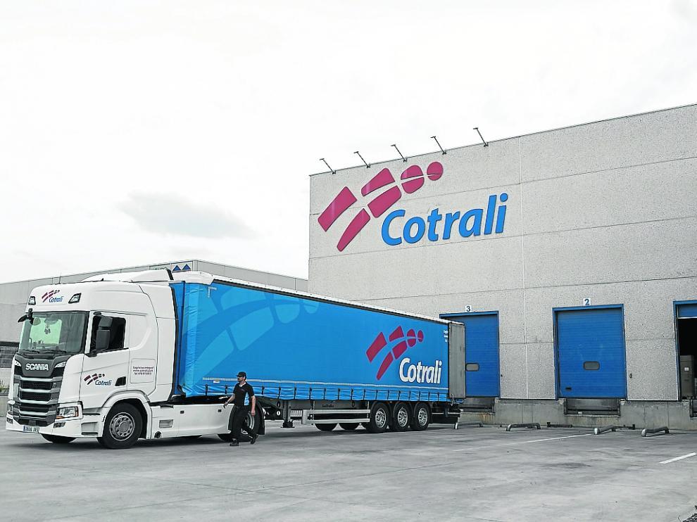 La empresa aragonesa Cotrali será la primera inquilina de la promotora belga VPG en Plaza.