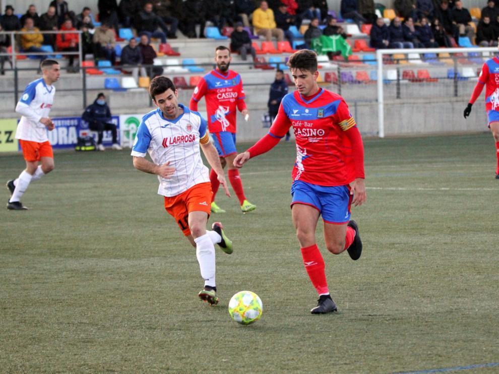 Fútbol. Tercera División- Tarazona vs. Belchite.
