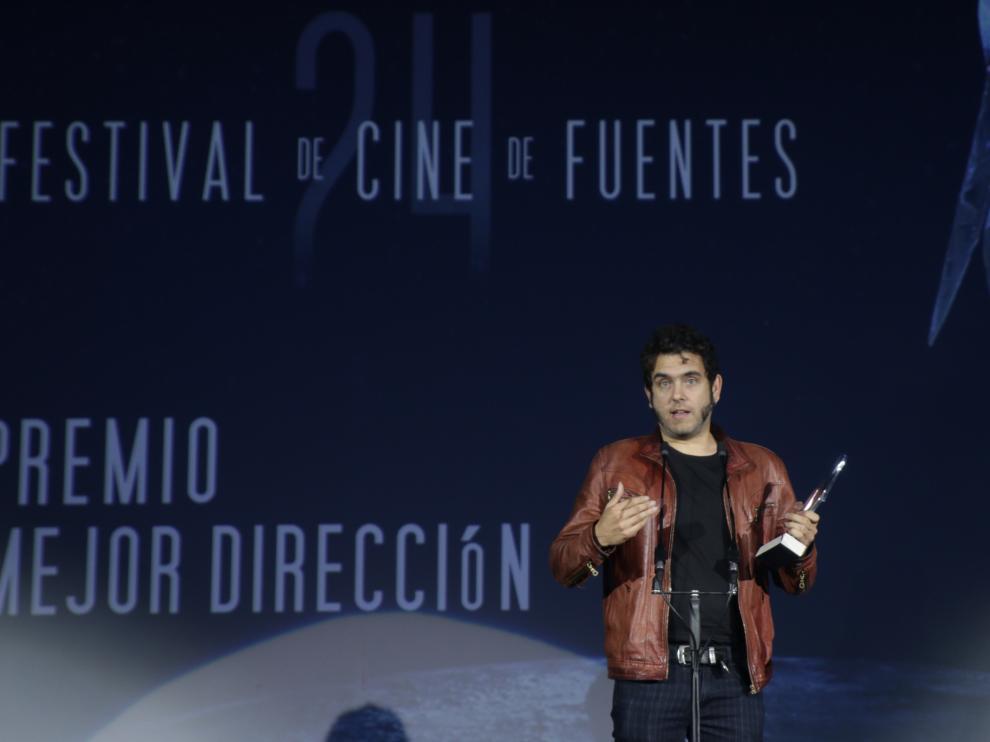El director zaragozana Javier Macipe