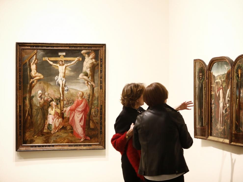 Pintura flamenca en el Museo Goya