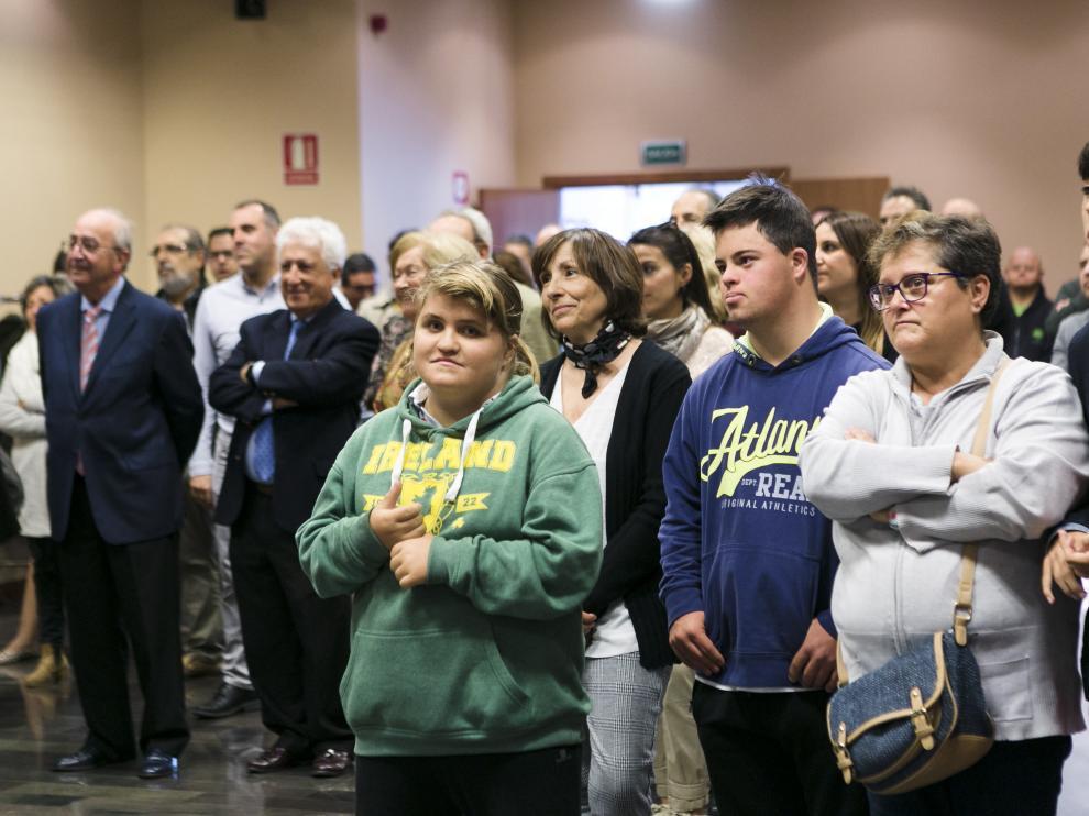 CRONICA SOCIAL PRESENTACION DEL VINO DE LA AMISTAD DE ATADES Y ENATE / 11-11-2019 / FOTO: ARANZAZU NAVARRO [[[FOTOGRAFOS]]]
