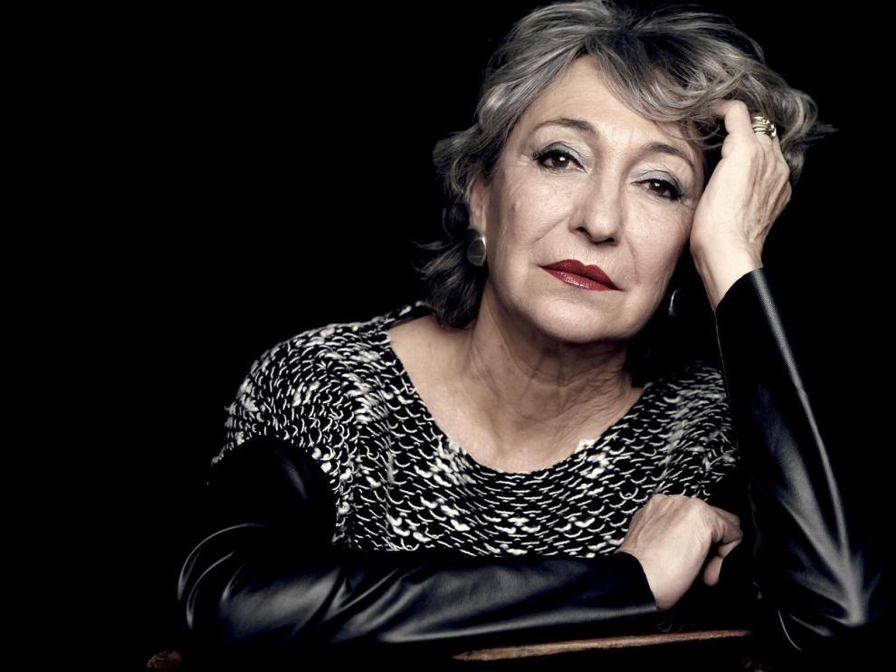 Luisa Gavasa será homenajeada este sábado en Daroca.