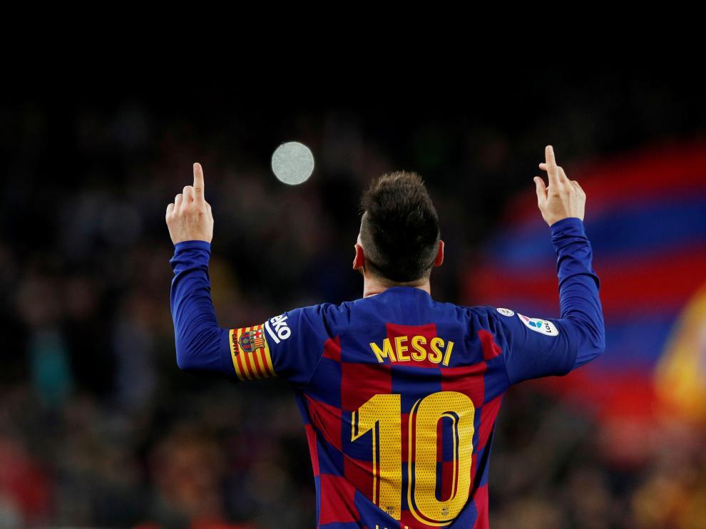 Tras cada nueva exhibición de Messi, se amplifica su buen estado de forma