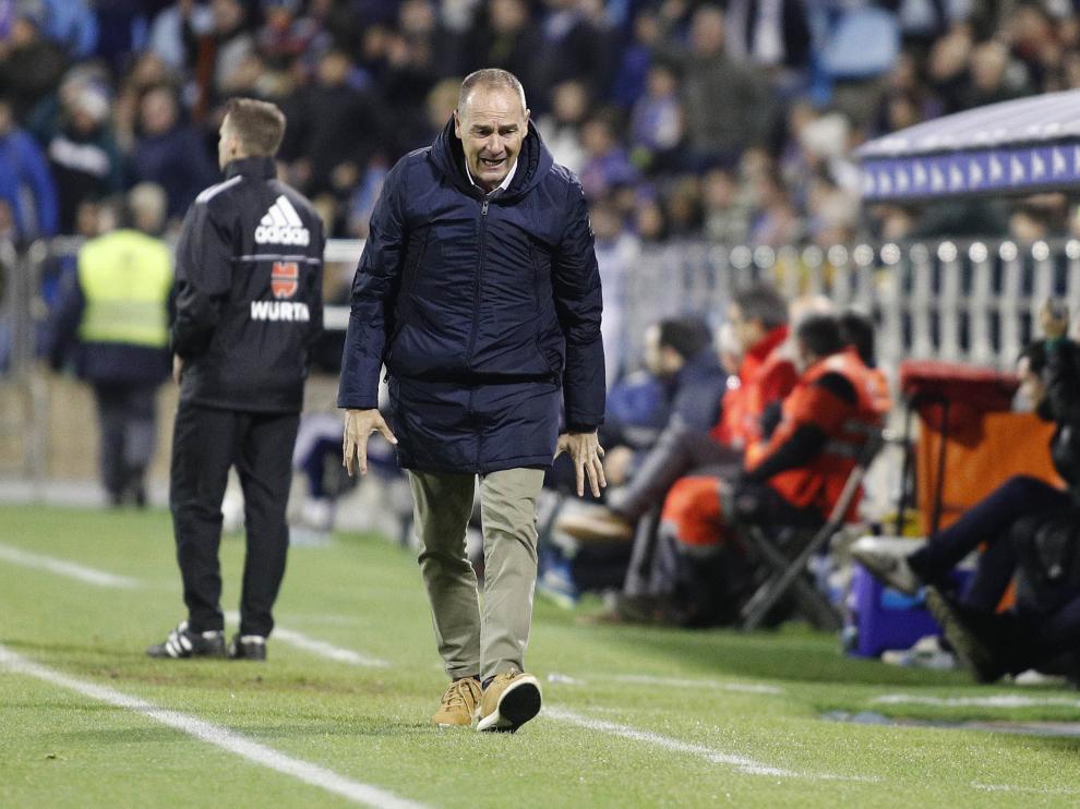 Real Zaragoza-Albacete en La Romareda