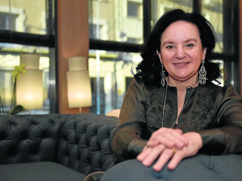 Concha Rodríguez es magistrada especialista en menores y preside el FJI desde hace 3 años.