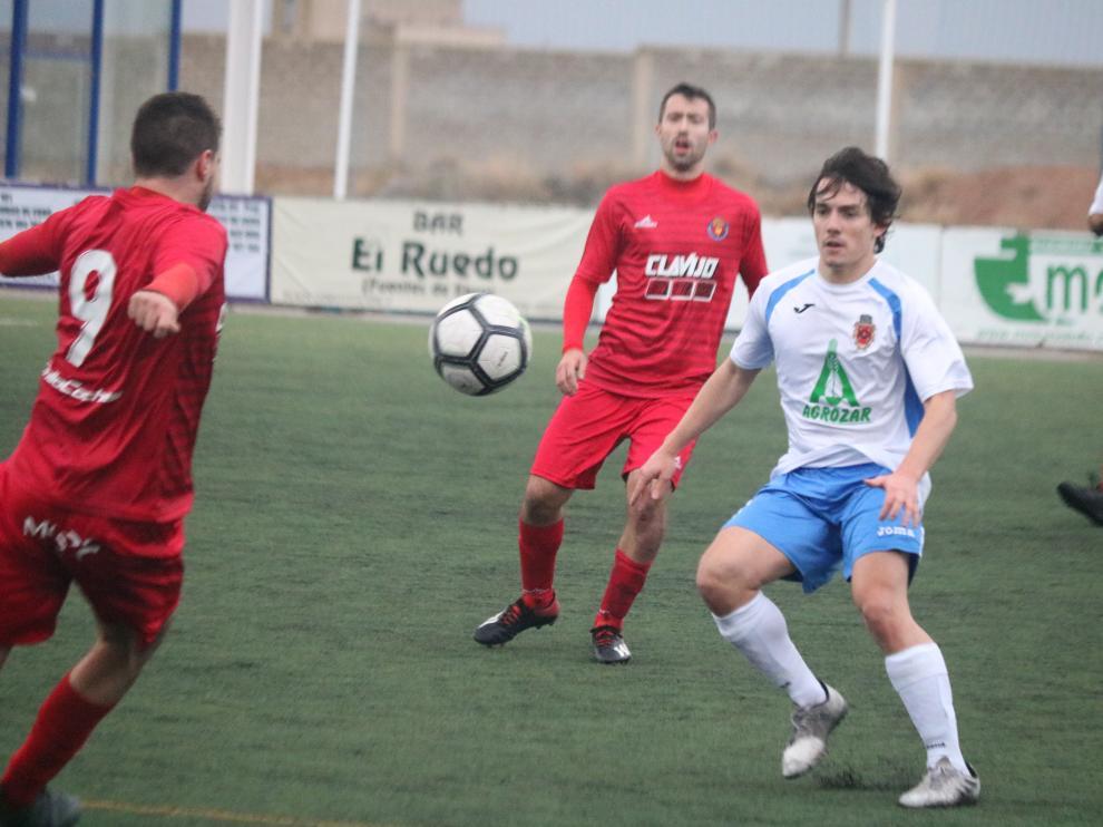 Fútbol. Regional Preferente- CD Fuentes vs. Alfindén.