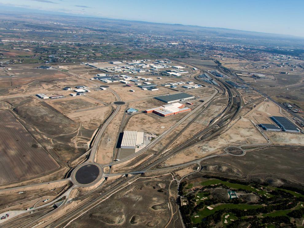 Una de las inversiones previstas en 2020 es la ampliación de Plaza junto al club de golf La Peñaza.