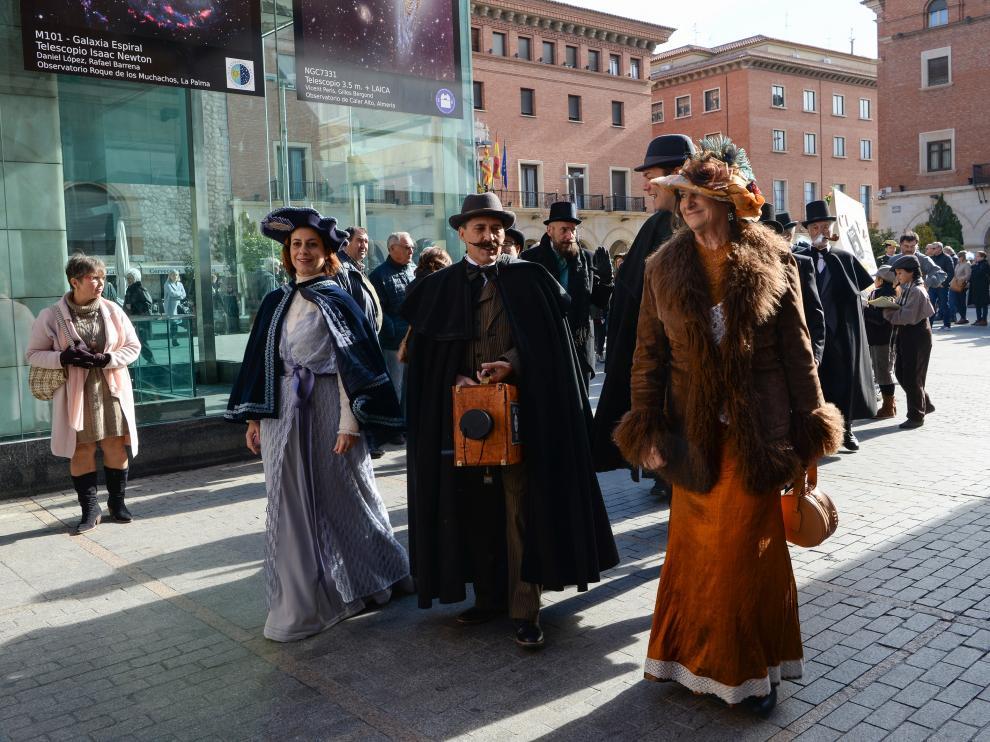 Semana moderrnista en Teruel /2019-11-17/ Fotos: Jorge Escudero [[[FOTOGRAFOS]]]
