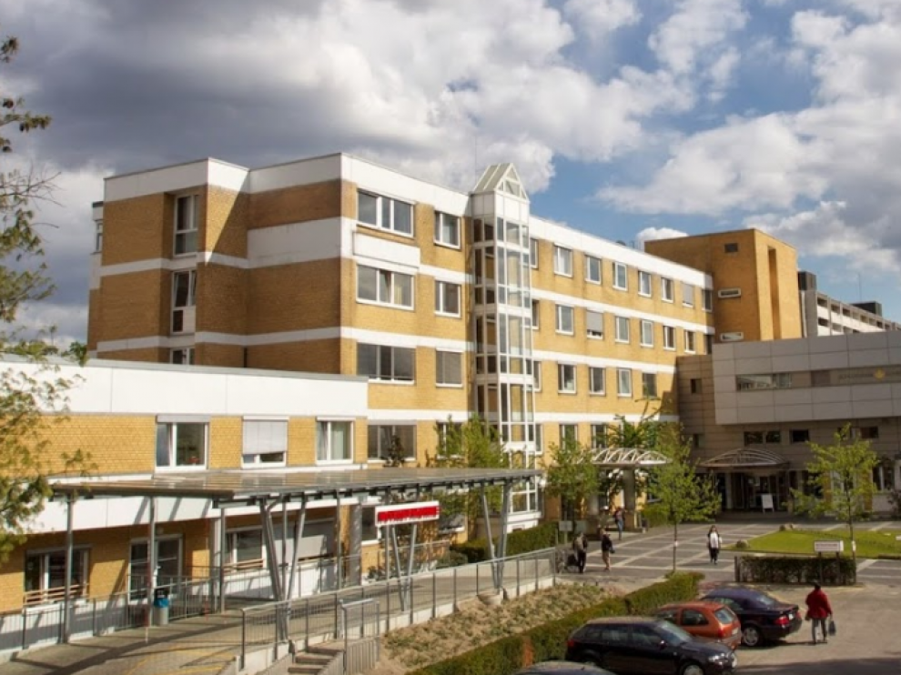 Los hechos ocurrieron en la clínica Schlosspark-Klinik