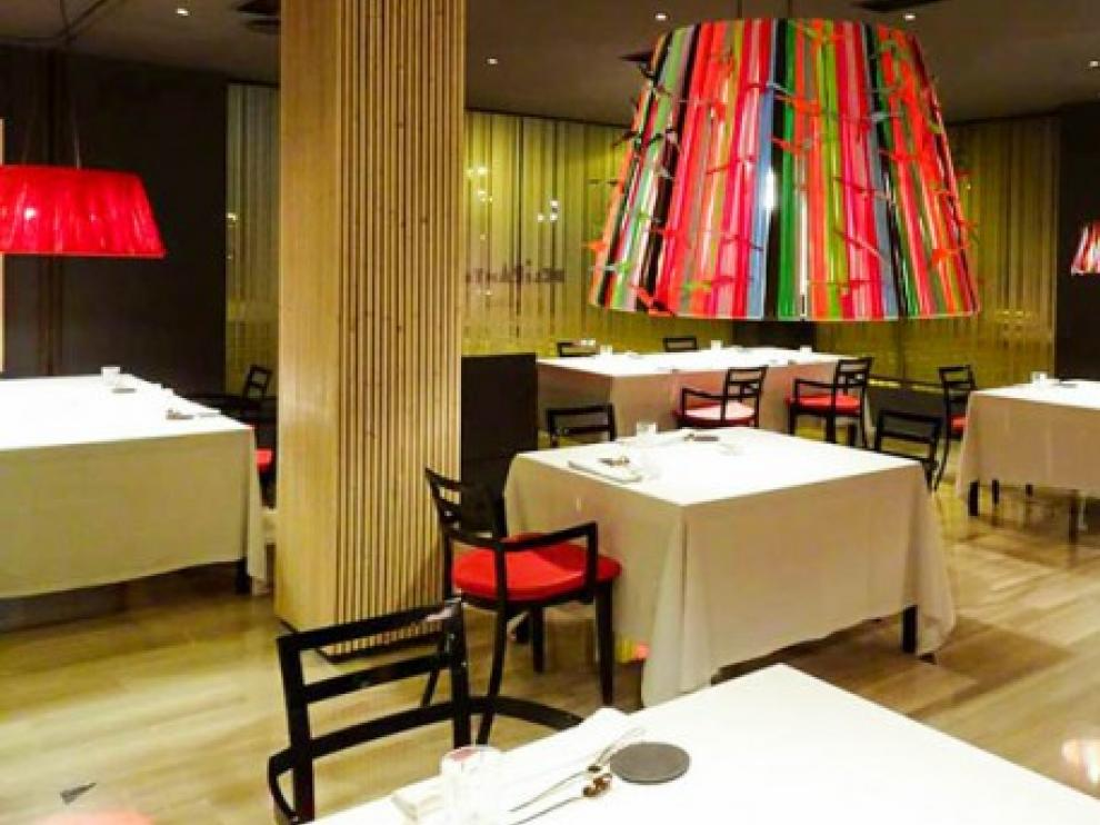 Restaurante Deliranto, nueva estrella Michelín.
