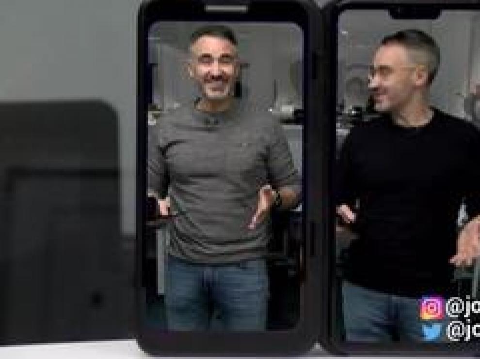 Dos pantallas, dos expertos en tecnología, un análisis que te cuenta las claves de un móvil único. No puedes perdértelo.