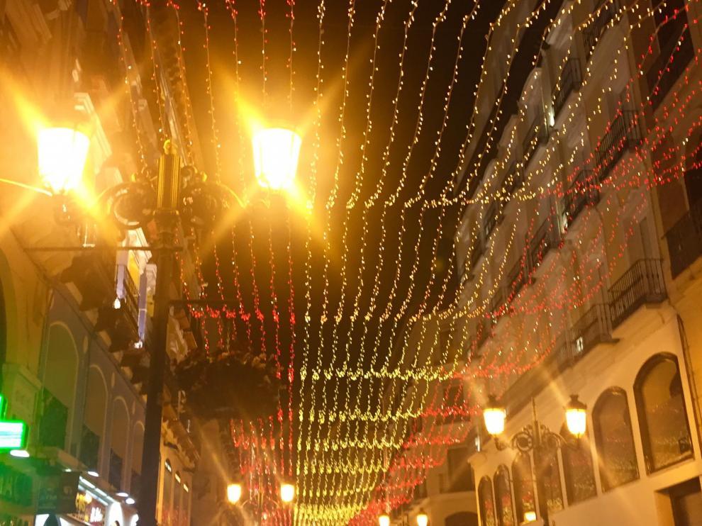 Así brillarán las luces el 6 de diciembre