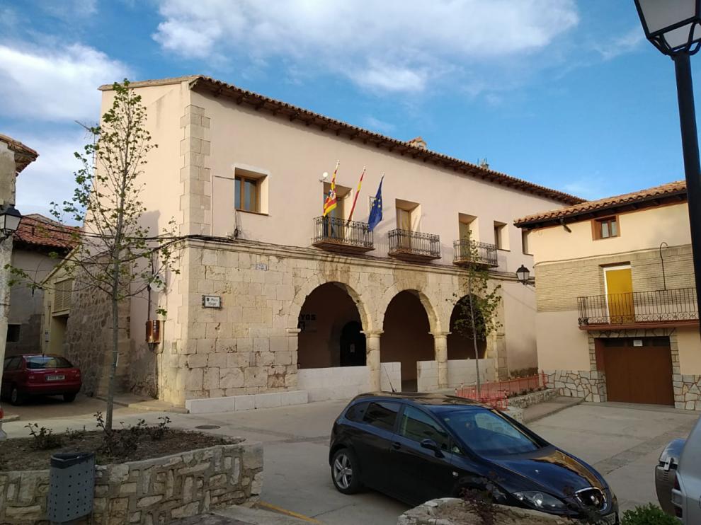 Palomar de Arroyos se localiza en las Cuencas Mineras