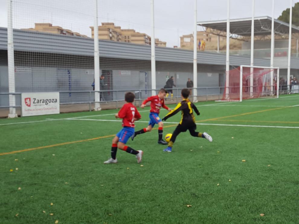 Fútbol. Benjamín Preferente- Montecarlo vs. Balsas