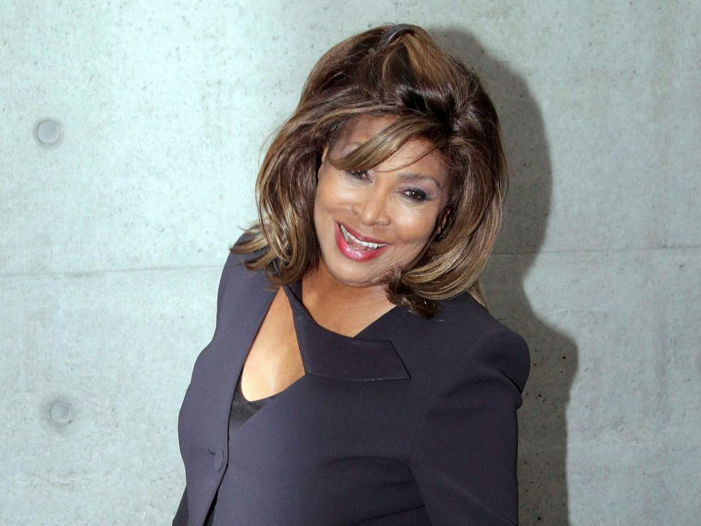 Tina Turner, en una imagen de 2011.