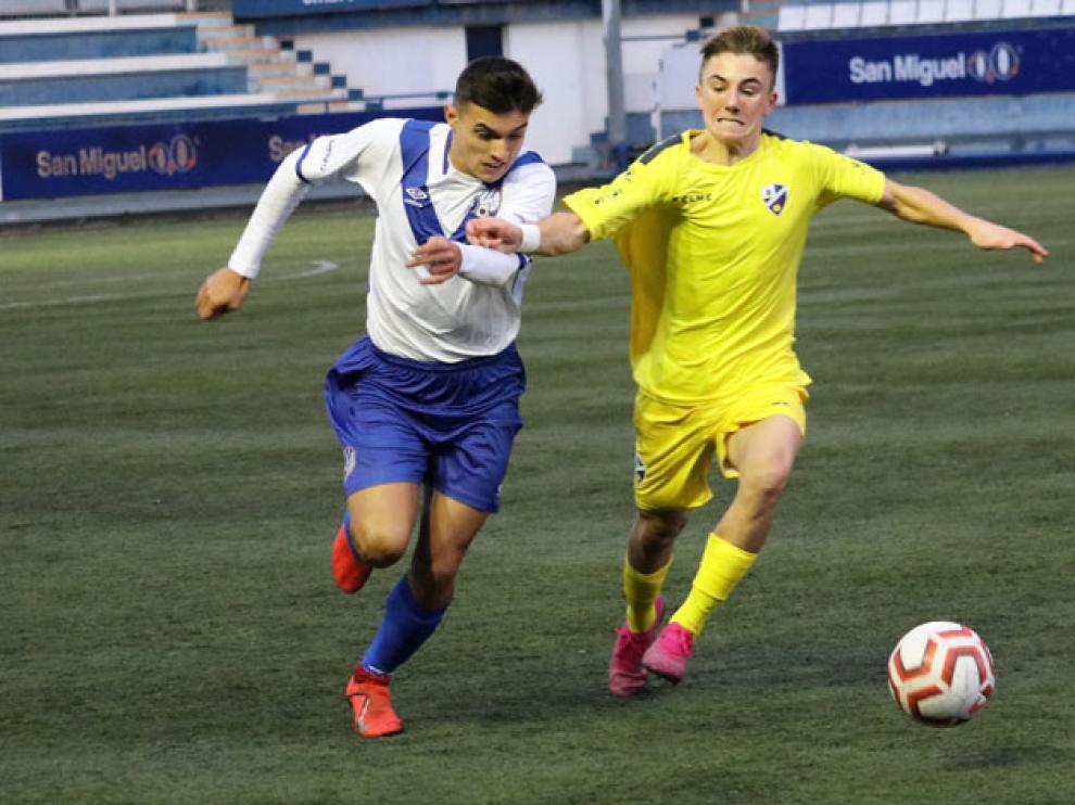 Europa-Huesca | División de Honor Juvenil