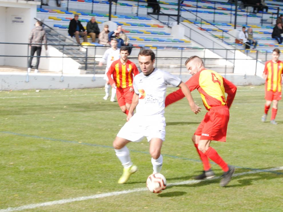 Fútbol. Regional Preferente- Andorra vs. Morata.