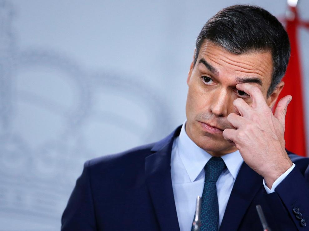 El presidente Pedro Sánchez se encuentra en plenas negociaciones con los independentistas para lograr su apoyo o abstención para la investidura